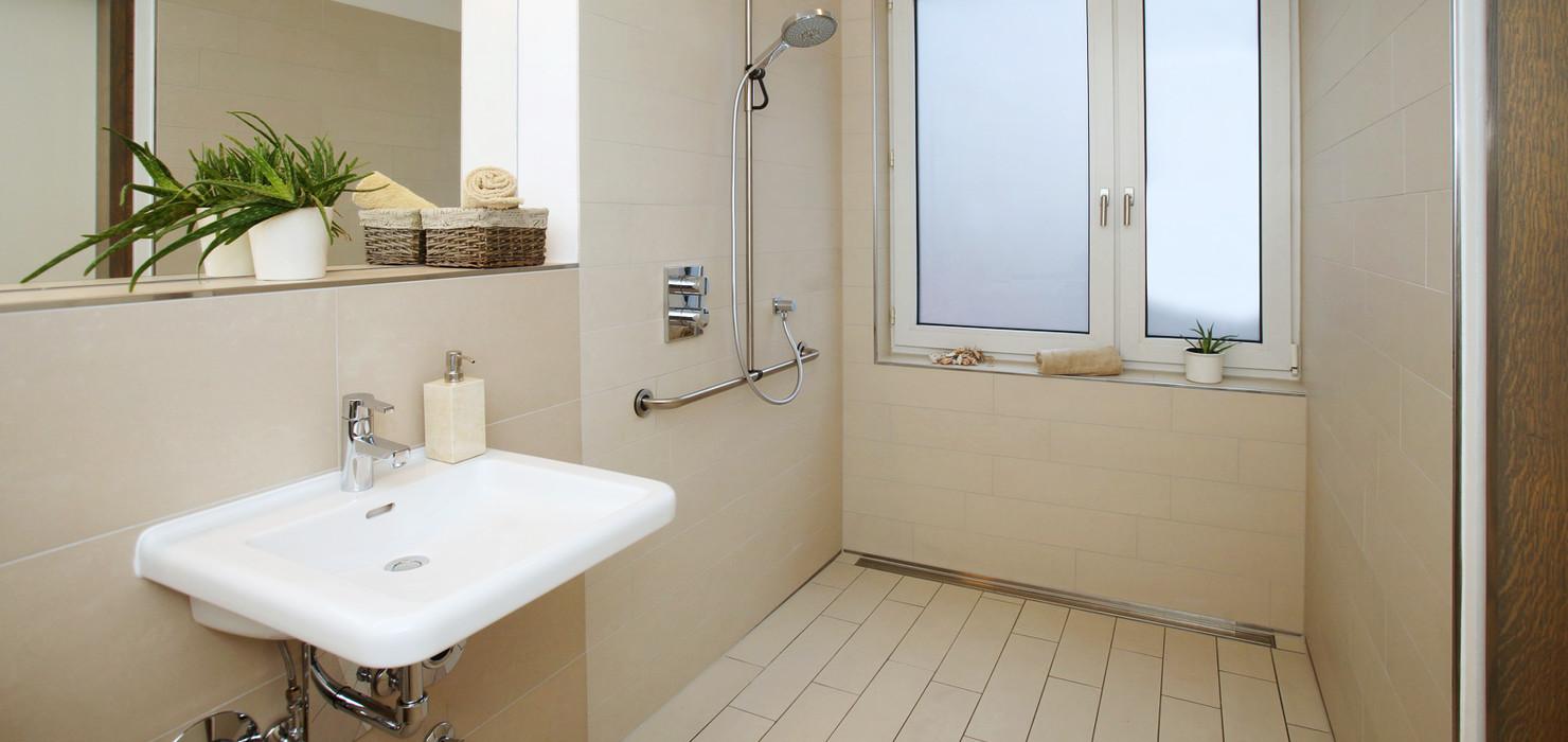 Behinderten waschbecken for Waschbecken bad