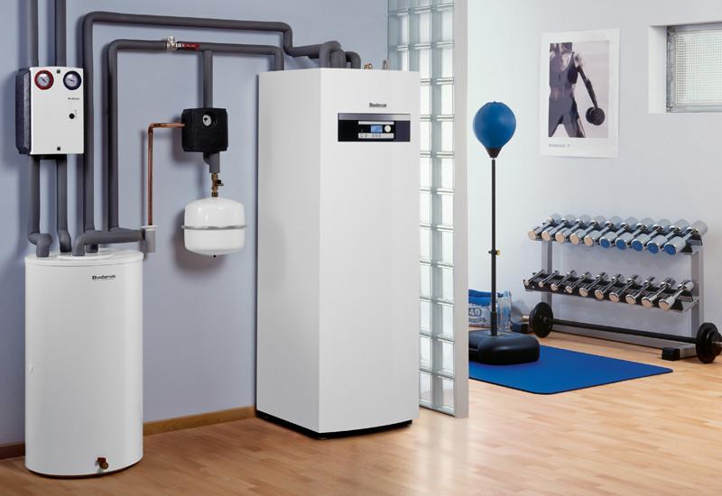 die w rmepumpe heizen mit kostenloser umweltenergie. Black Bedroom Furniture Sets. Home Design Ideas